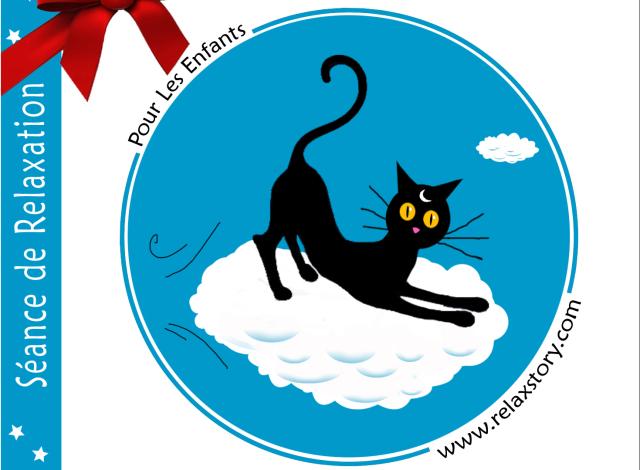 RelaxStory dans les nuages avec Tom le chat